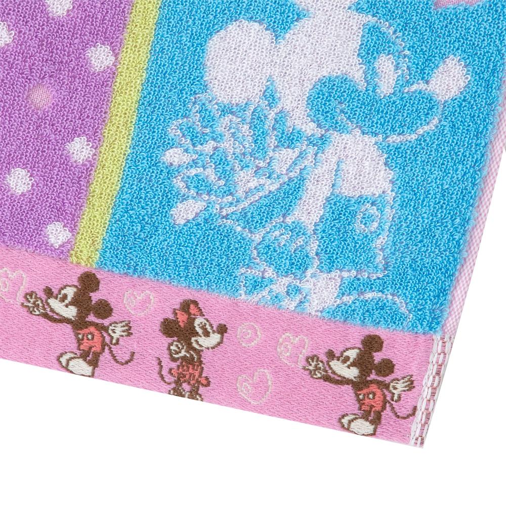 ミッキーマウス&ミニーマウス タオルハンカチ