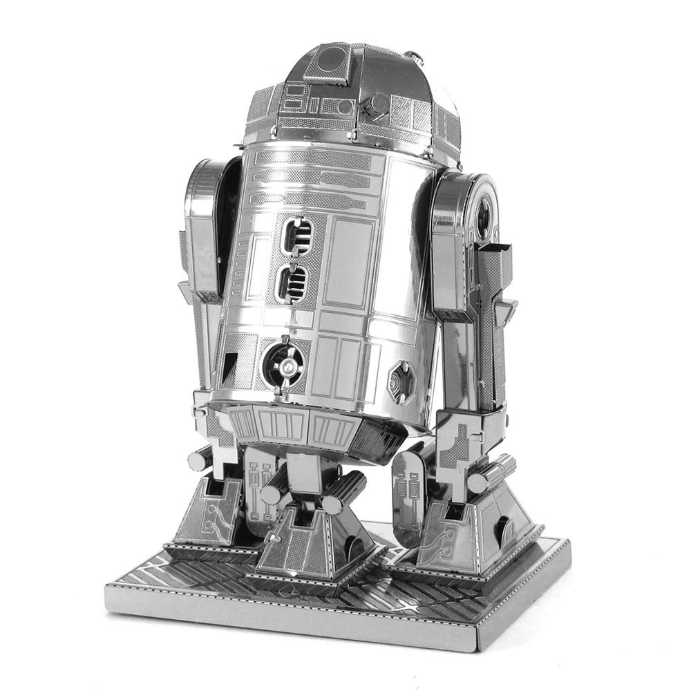 スター・ウォーズ メタリックナノパズル  「R2-D2」
