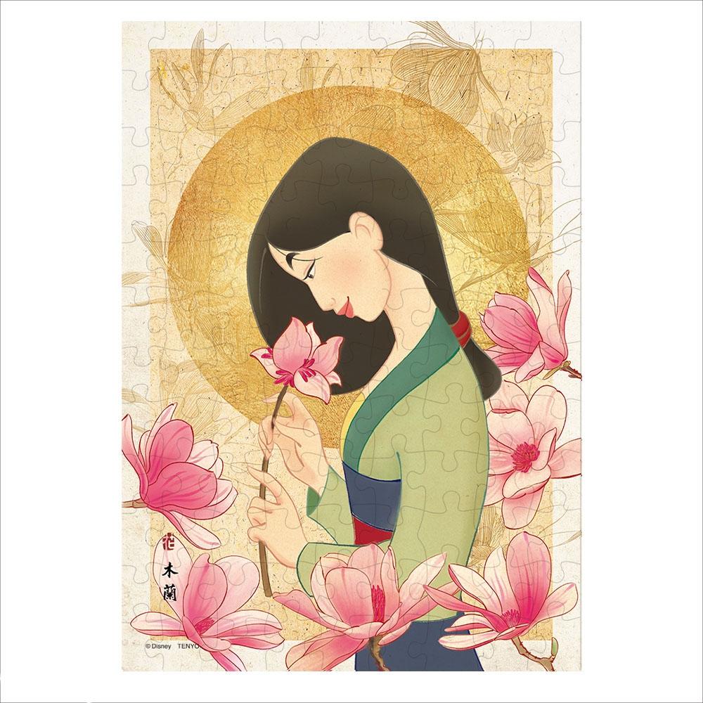 ムーラン ジグソーパズル 花の香り