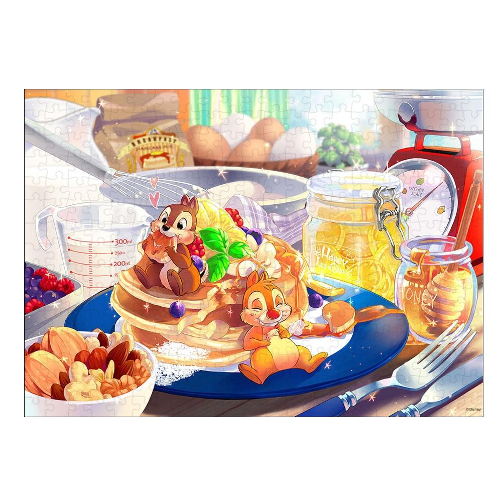 チップ&デール ジグソーパズル 300ピース  「あま~い誘惑♡」