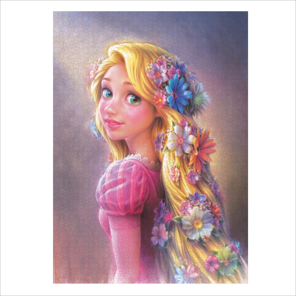塔の上のラプンツェル  ジグソーパズル 2000ピース 「輝く髪のプリンセス(ラプンツェル) 」