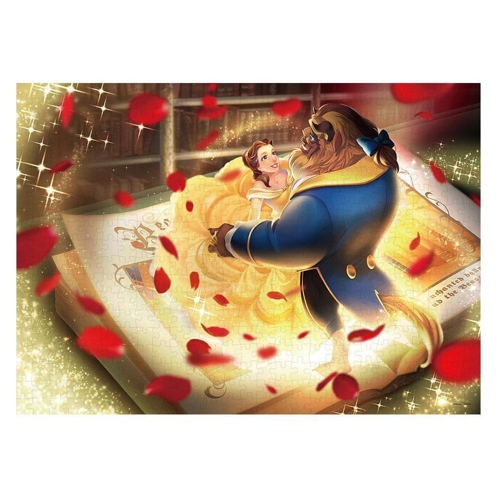 美女と野獣 ジグソーパズル 500ピース Once upon a timeシリーズ「 真実の愛の物語(美女と野獣) 」