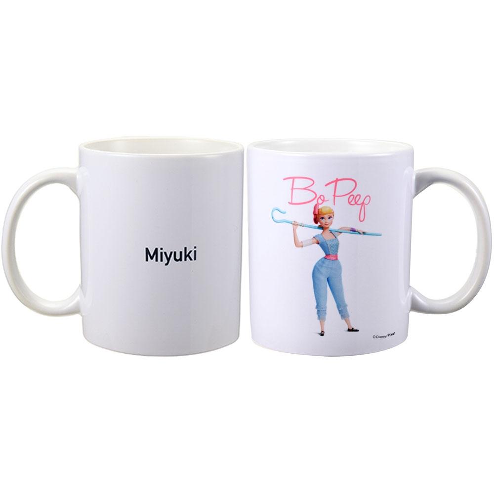 【D-Made】名入れマグカップ ボー・ピープ