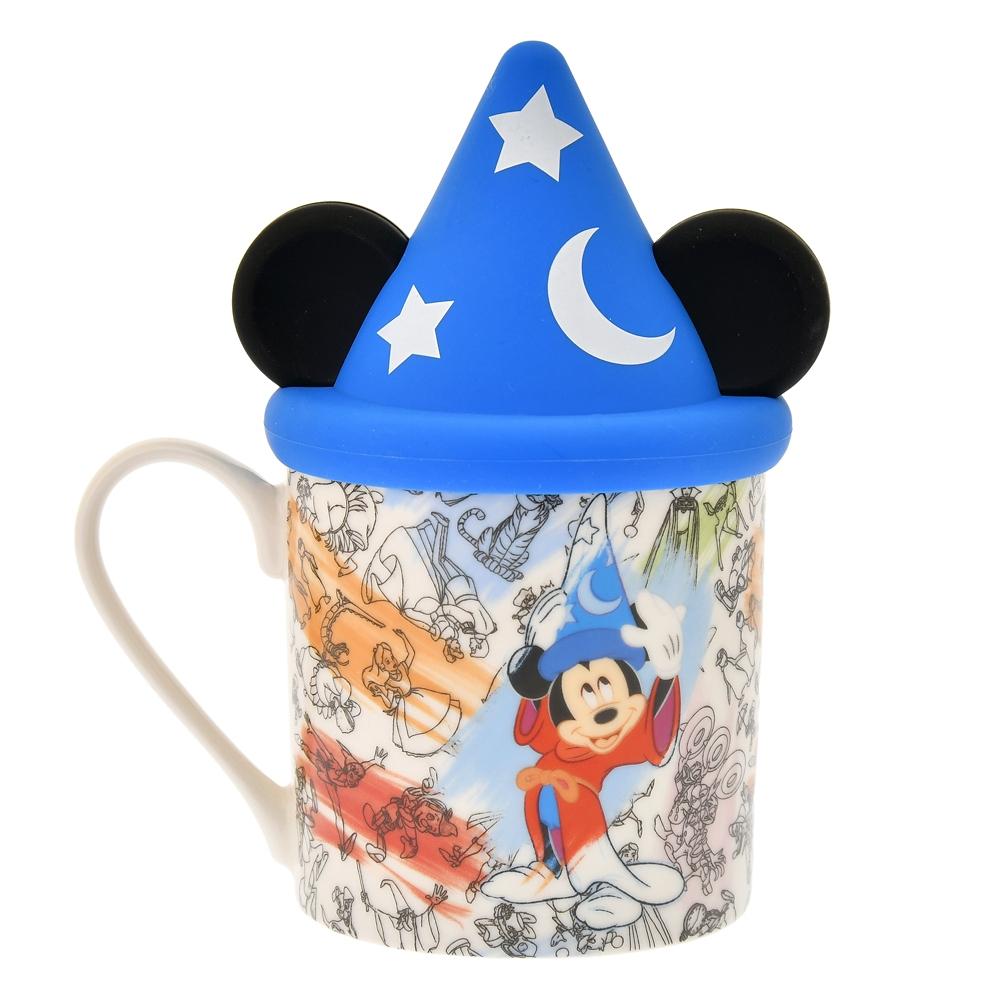 ミッキー マグカップ ふた付き Mickey Mouse Birthday 2020