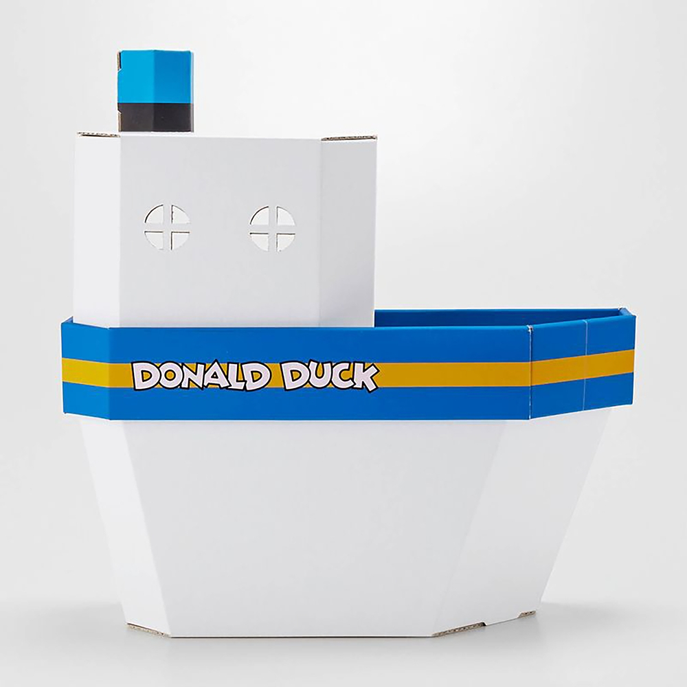 ドナルド コレクションボックス THE SHIP