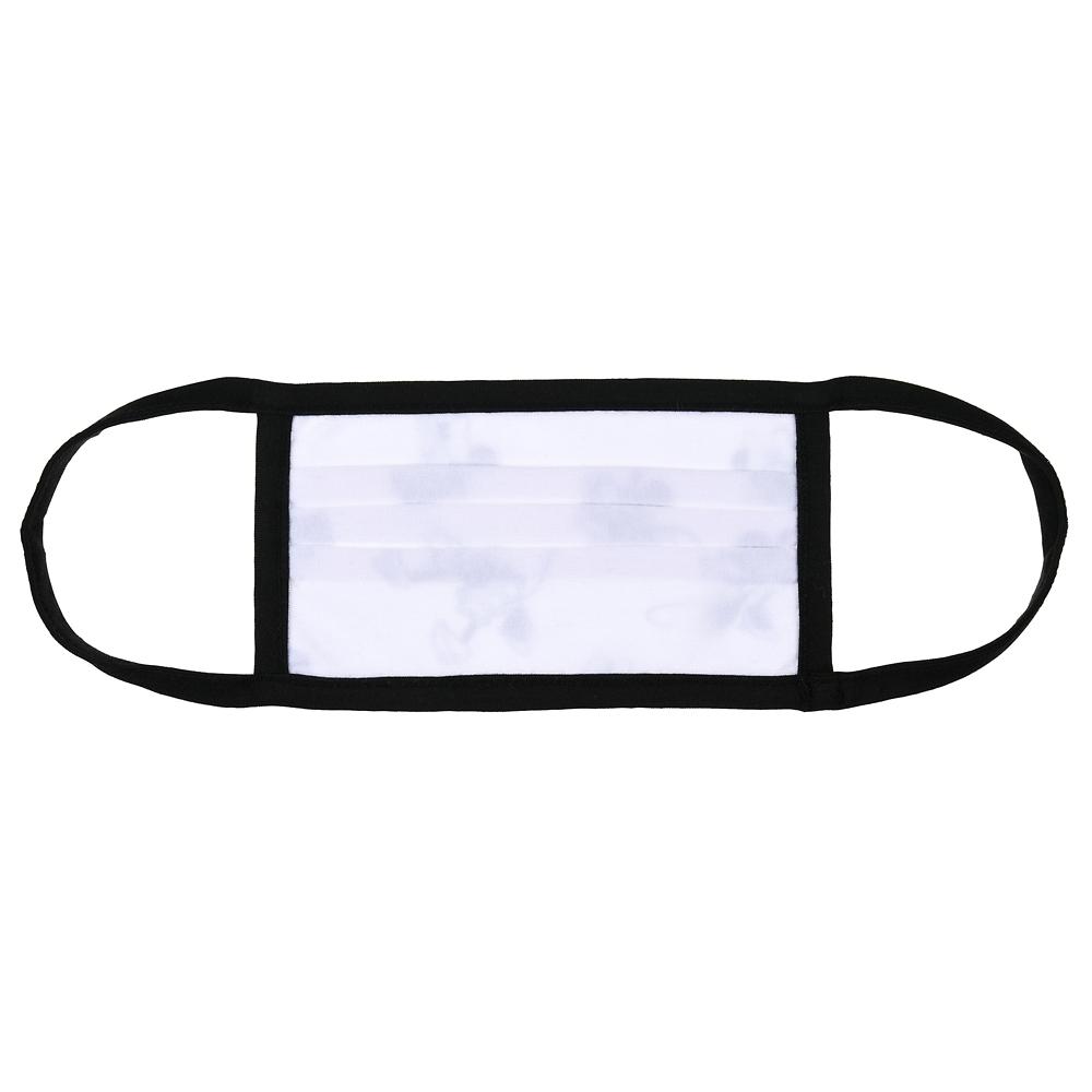 ミニー 家庭用布マスク (L) ブラック&ホワイト