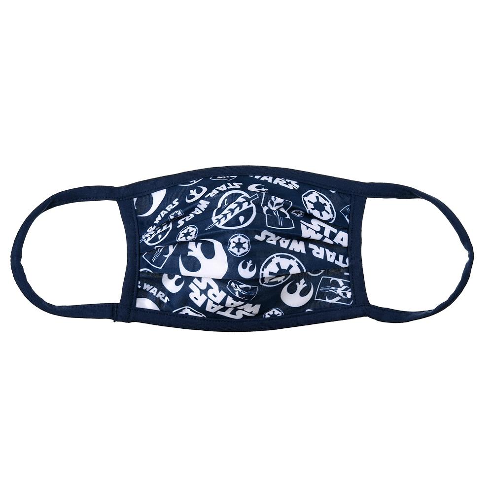 スター・ウォーズ 家庭用布マスク (S) ロゴマーク
