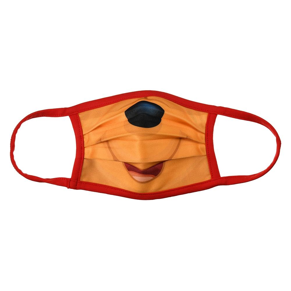 プーさん 家庭用布マスク (S) フェイス