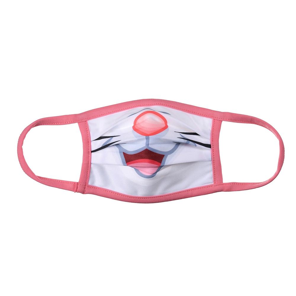 おしゃれキャット マリー 家庭用布マスク (S) フェイス