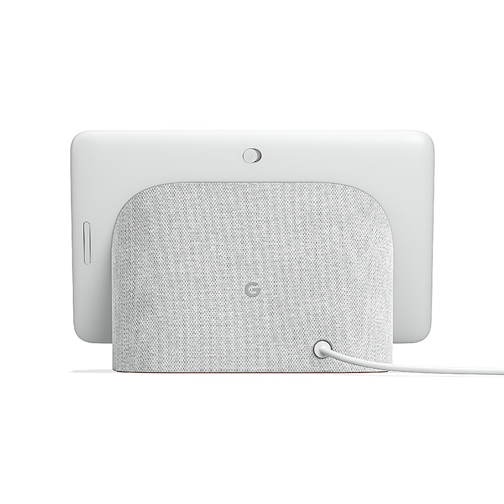 Google Nest Hub Chalk ノベルティオリジナルフレームステッカー付(ミッキー)