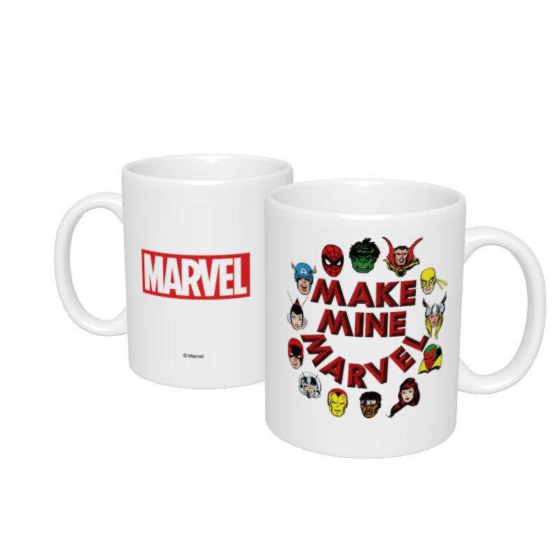 【D-Made】マグカップ  MARVEL コミック アベンジャーズ