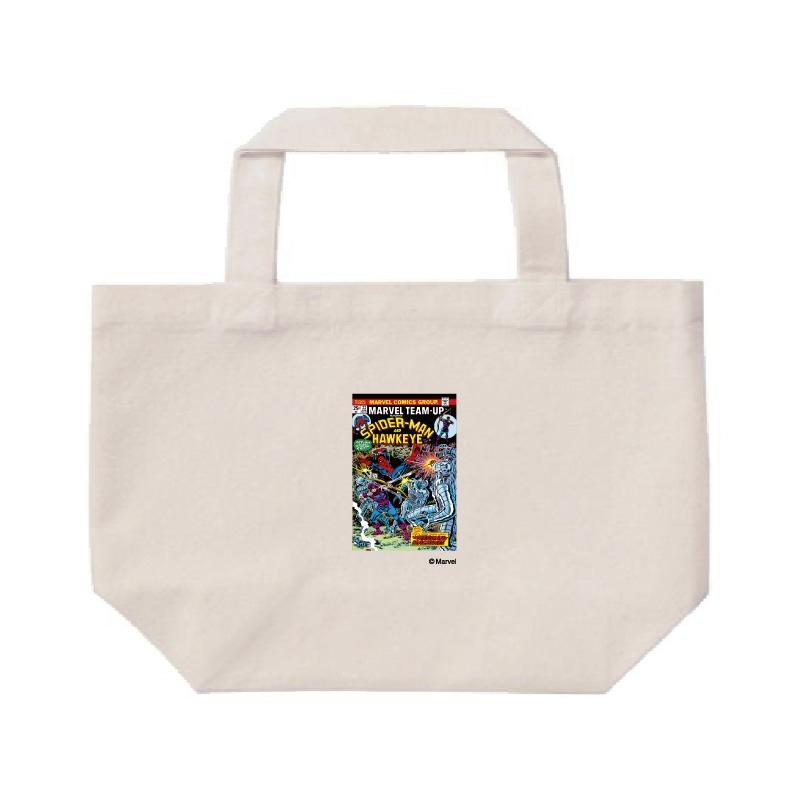 【D-Made】ミニトートバッグ  MARVEL コミック スパイダーマン ホークアイ