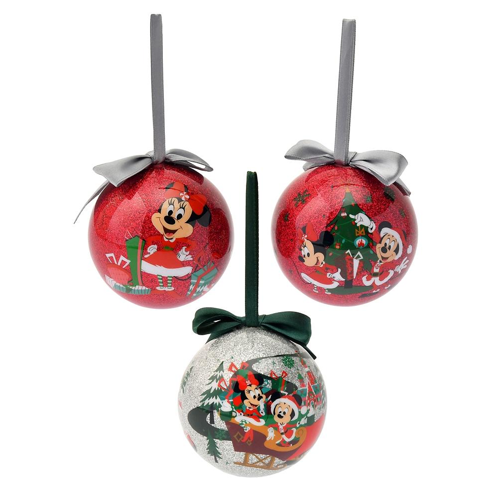 ミッキー&フレンズ オーナメント セット Disney Christmas 2020