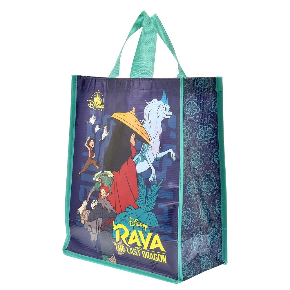 ラーヤと龍の王国 ショッピングバッグ・エコバッグ