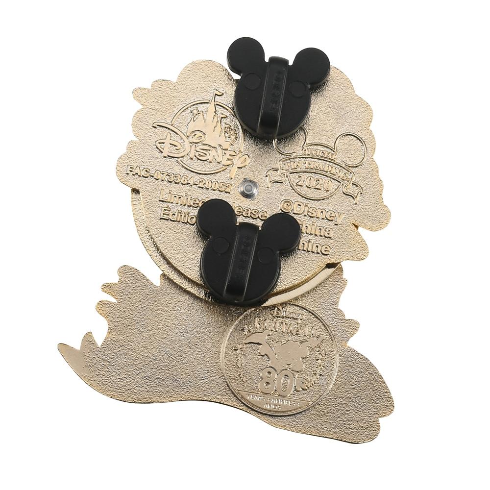 ファンタジア ピンバッジ シリーズ1 Mickey Mouse Birthday 2020