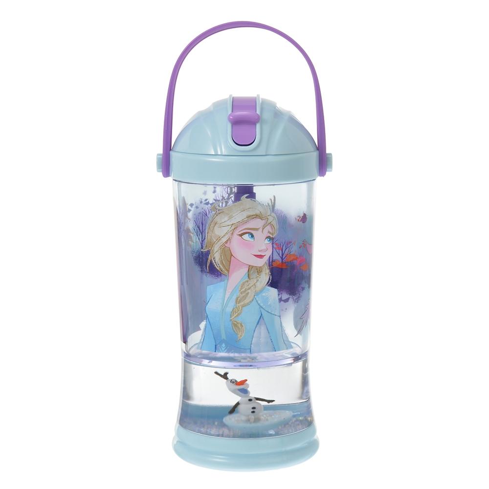 アナと雪の女王2 水筒・ウォーターボトル スノードーム
