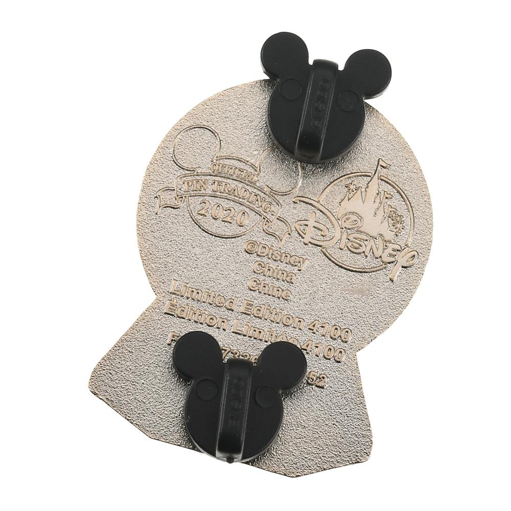 ミッキー&ミニー ピンバッジ Disney Christmas 2020