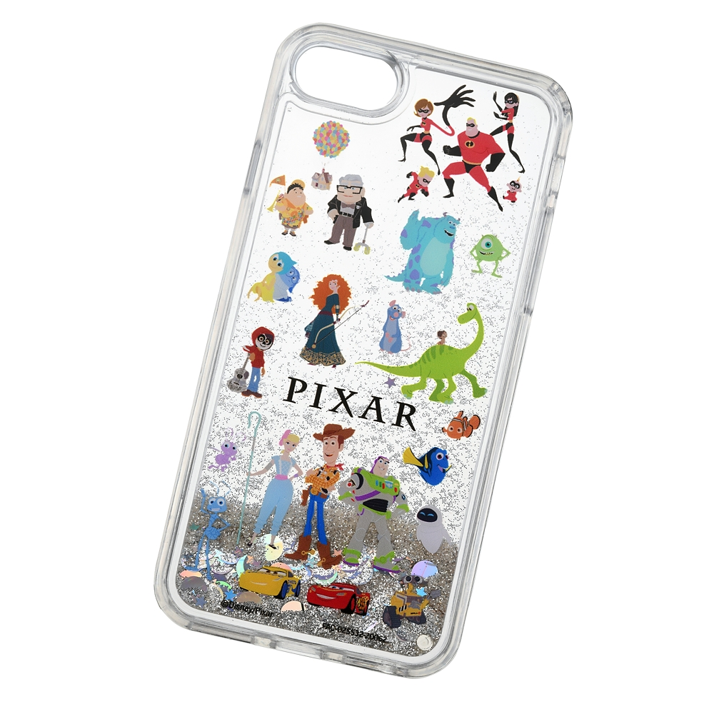 ピクサーキャラクター iPhone 6/6s/7/8用スマホケース・カバー Pixar Better Together