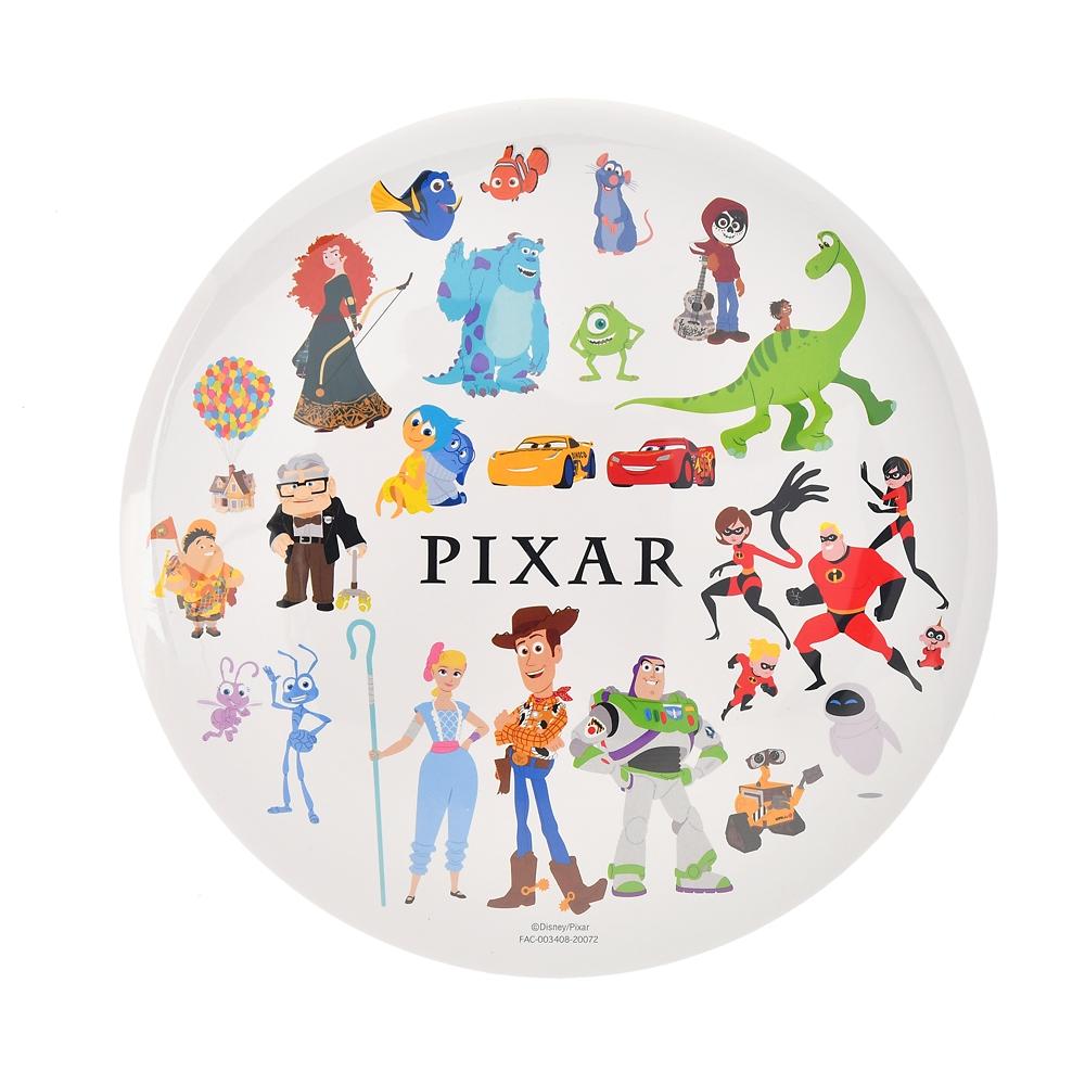 ピクサーキャラクター 缶バッジ Pixar Better Together