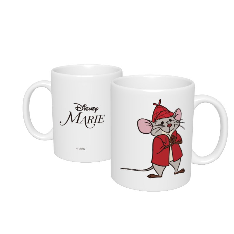 【D-Made】マグカップ  イヤーオブマウス おしゃれキャット ロクフォール