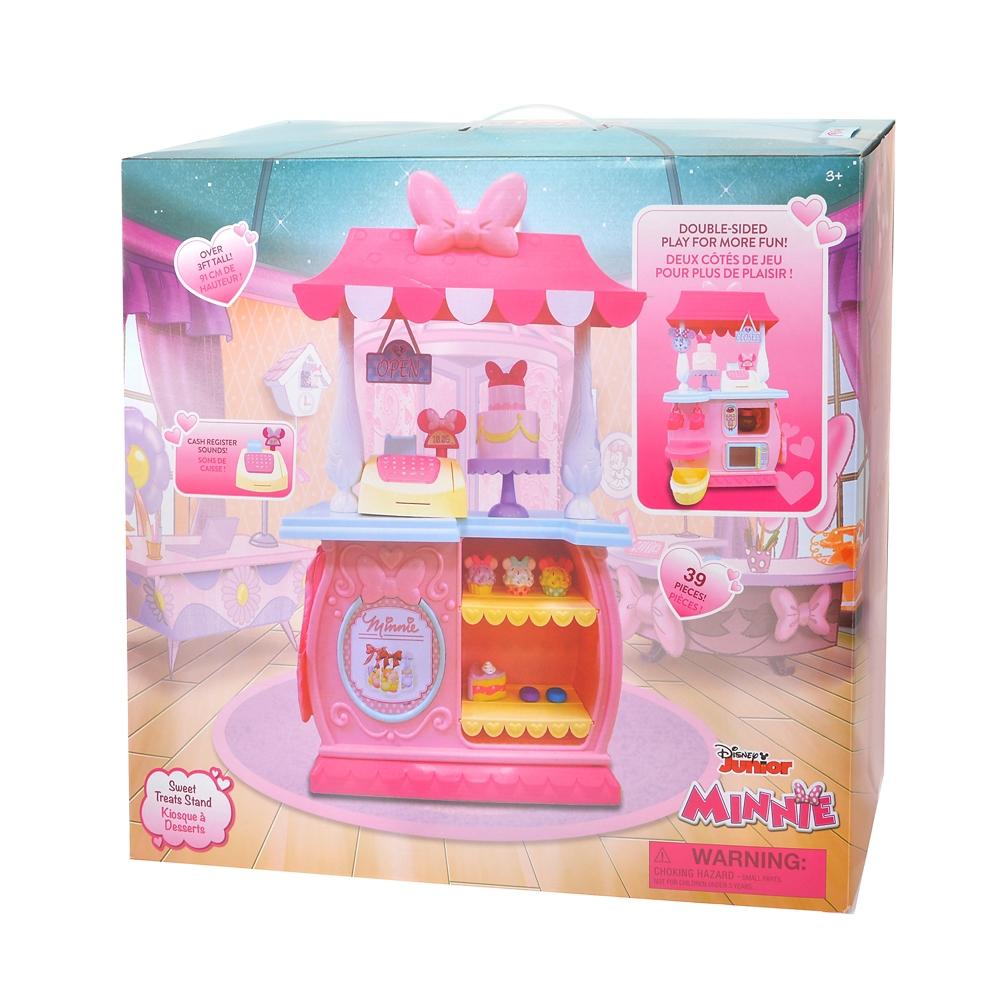 【送料無料】ミニー おもちゃ スイートトリーツスタンド プレイセット