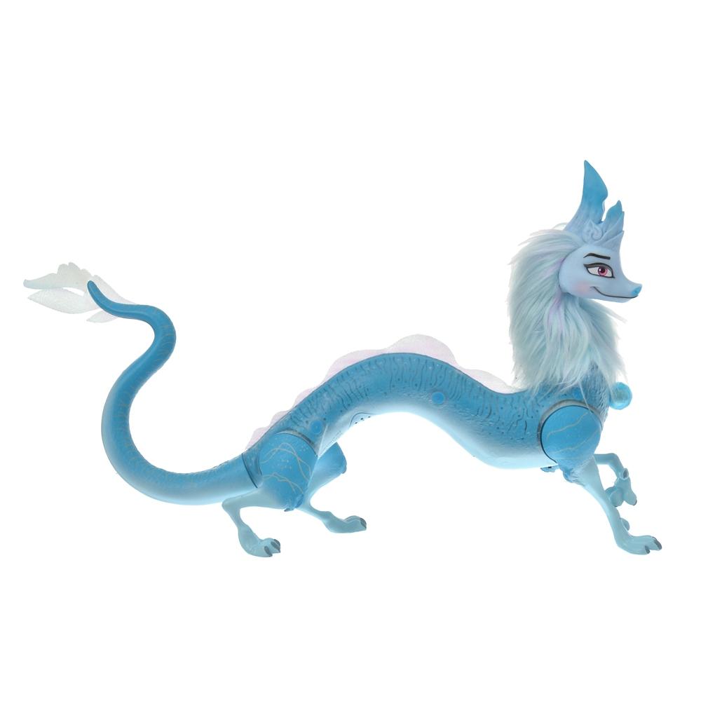 【送料無料】龍 トーキングフィギュア ライトアップ ラーヤと龍の王国