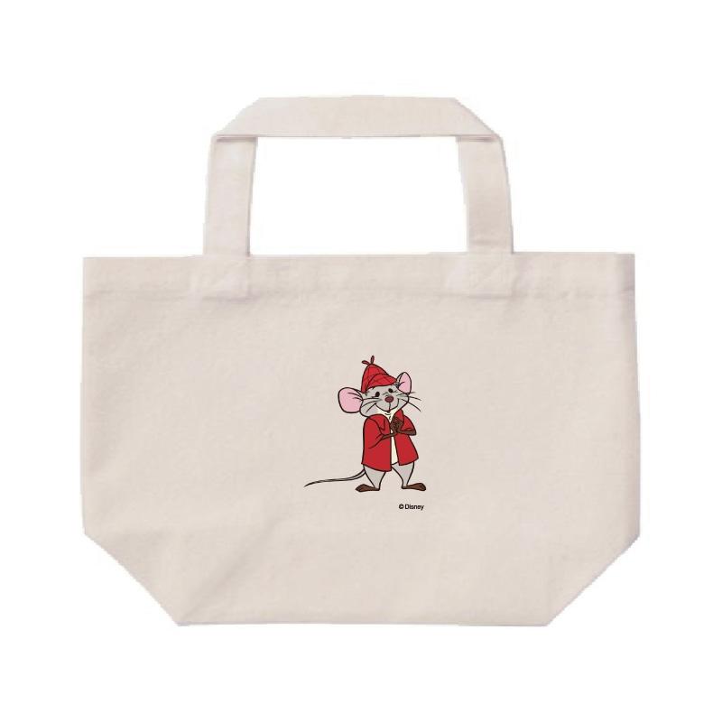 【D-Made】ミニトートバッグ  イヤーオブマウス おしゃれキャット ロクフォール