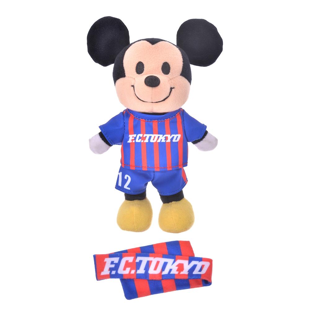 nuiMOs ぬいぐるみ専用コスチューム Jリーグユニフォームセット FC東京