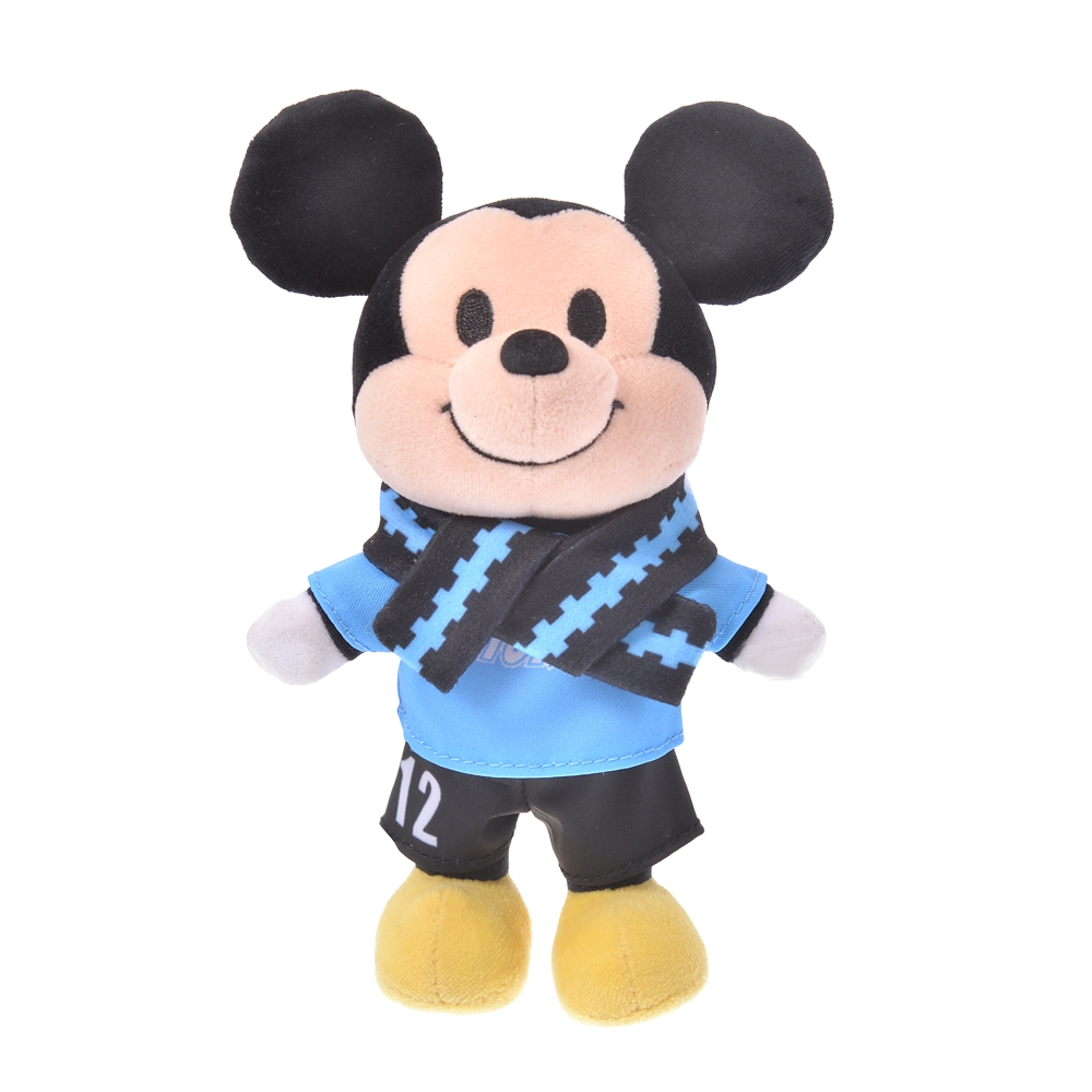 nuiMOs ぬいぐるみ専用コスチューム Jリーグユニフォームセット 川崎フロンターレ