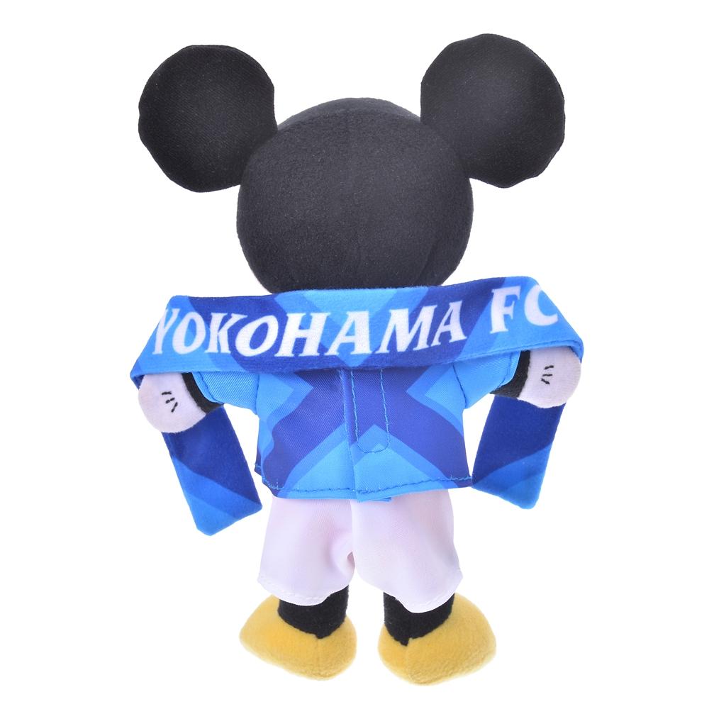 nuiMOs ぬいぐるみ専用コスチューム Jリーグユニフォームセット 横浜FC