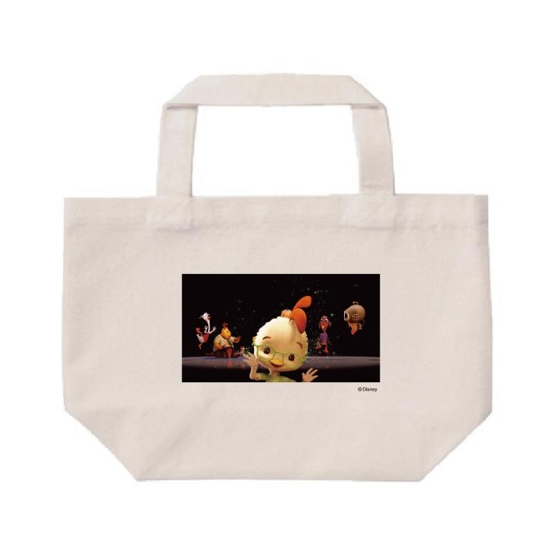 【D-Made】ミニトートバッグ  映画 『チキン・リトル』