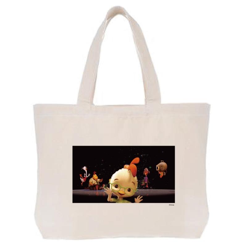 【D-Made】トートバッグ  映画 『チキン・リトル』