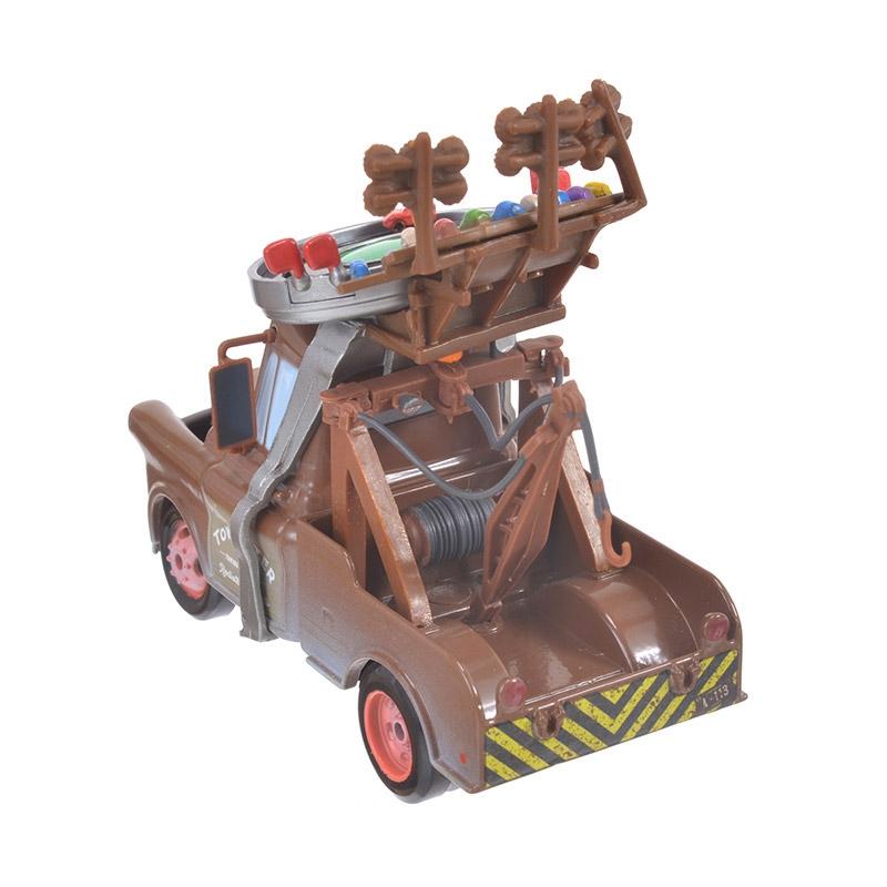ダイキャストカー メーター レーストラック カーズ