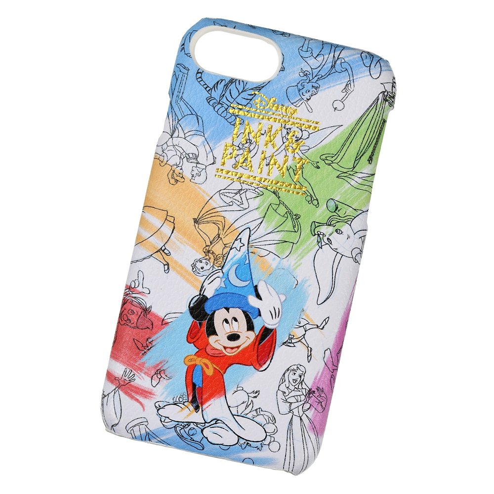 ミッキー iPhone 6/6s/7/8/SE(第2世代)用スマホケース・カバー Mickey Mouse Birthday 2020