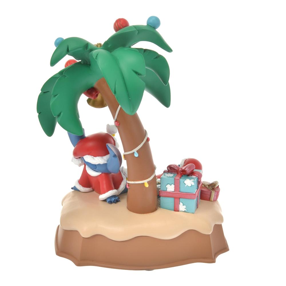 スティッチ&スクランプ LEDライト Hawaiian Christmas