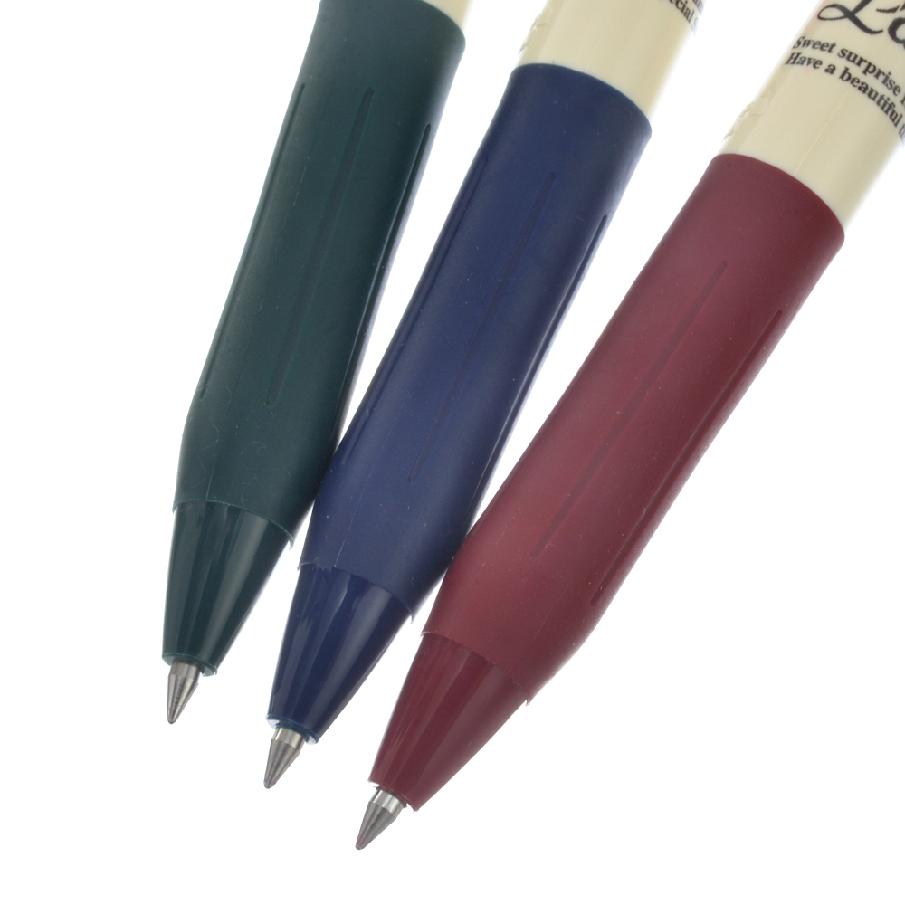 アリス、ティンカー・ベル、レディ サラサクリップ0.5 ジェルボールペン ビンテージカラー Ringo Zakka