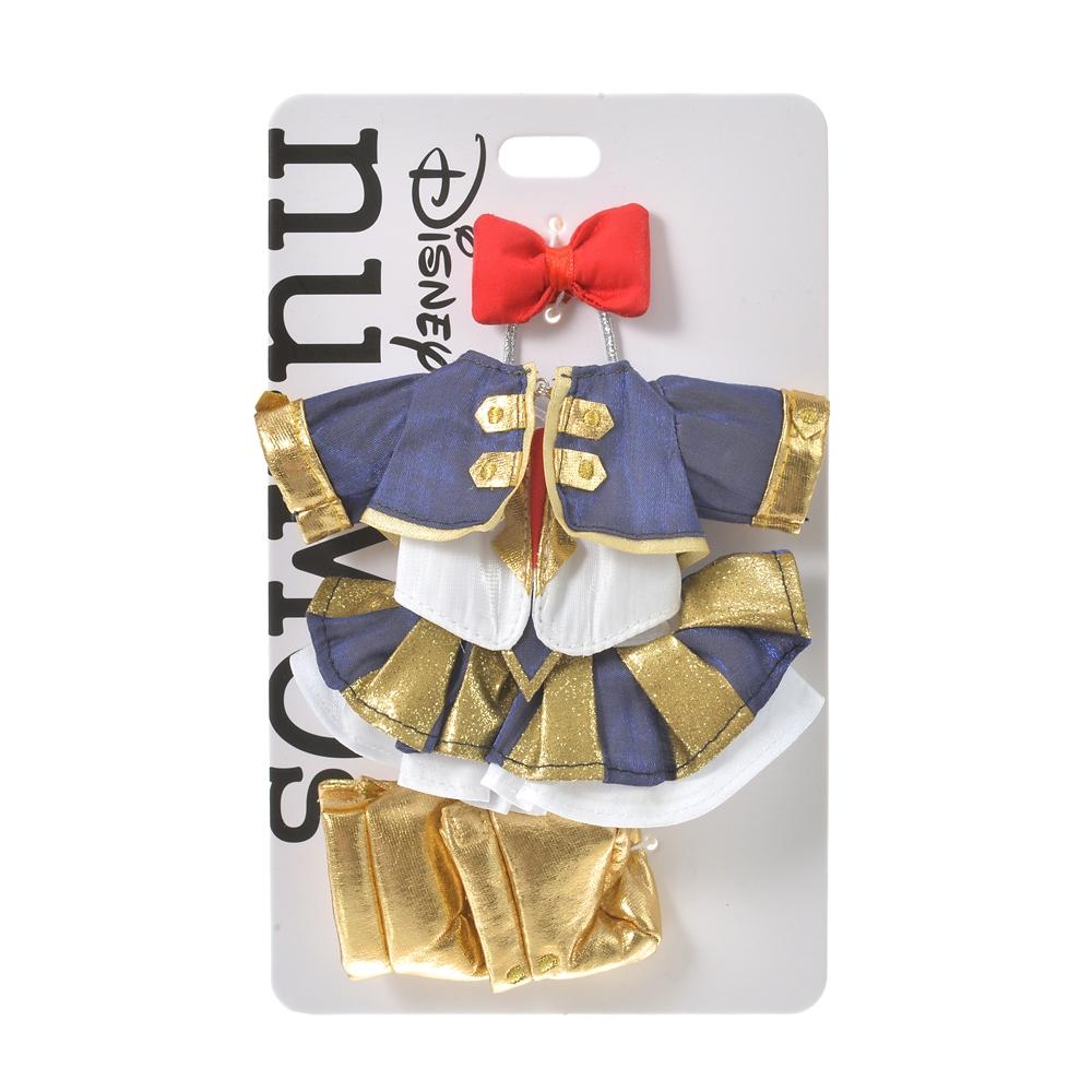 nuiMOs ぬいぐるみ専用コスチューム ジャケットセット ドレスアップ ガール クリスマス