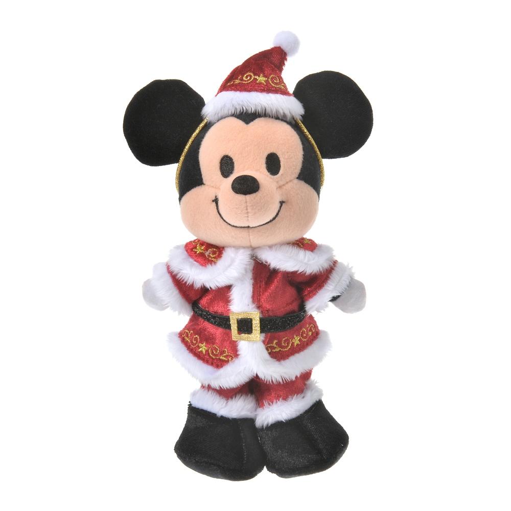 nuiMOs ぬいぐるみ専用コスチューム サンタ ドレスアップ ボーイ クリスマス