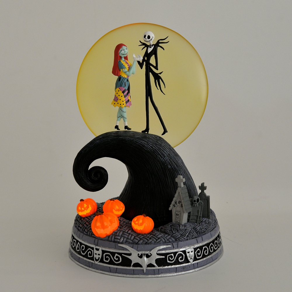 ジャック・スケリントン&サリー LEDライト Tim Burton's The Nightmare Before Christmas