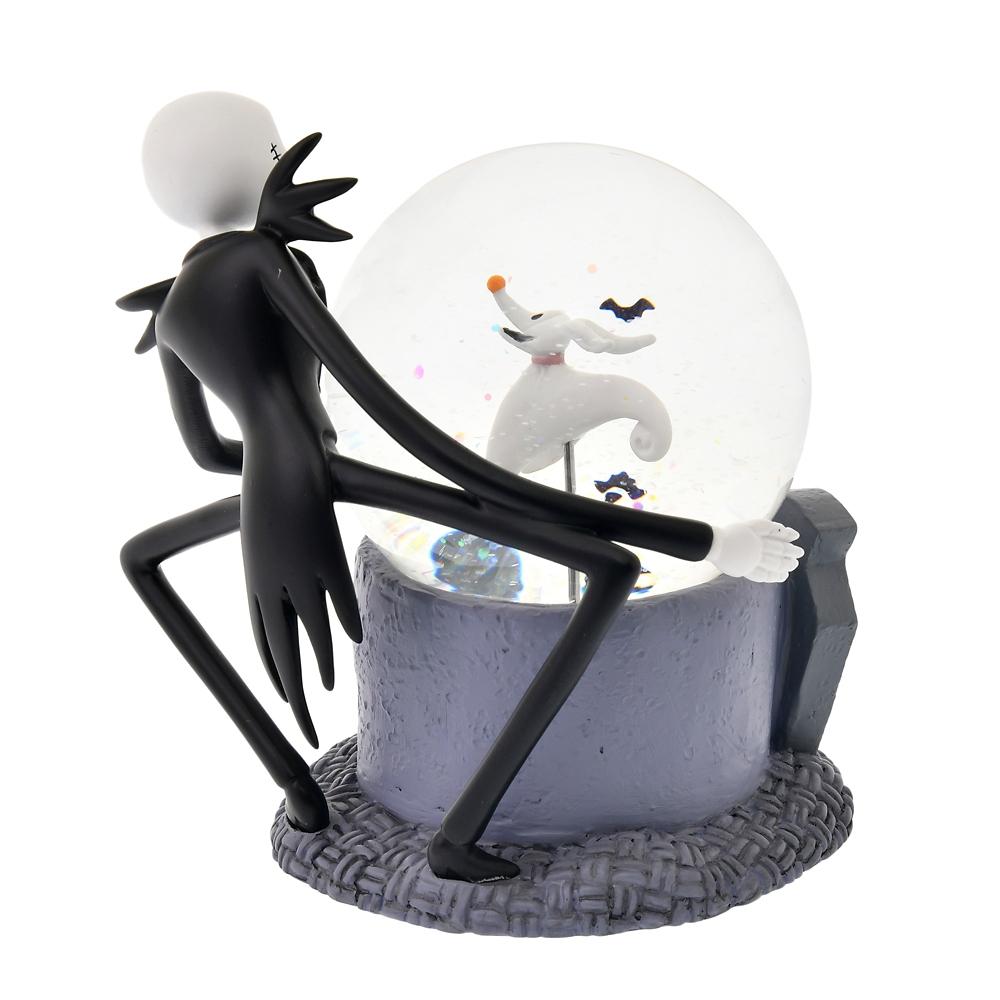ジャック・スケリントン&ゼロ スノードーム Tim Burton's The Nightmare Before Christmas