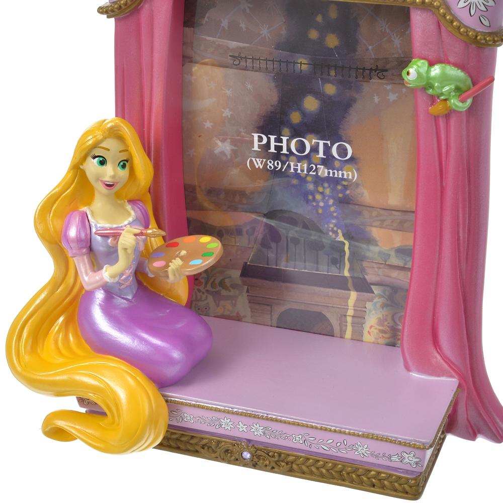 ラプンツェル&パスカル フォトフレーム Disney Tangled 10 Years