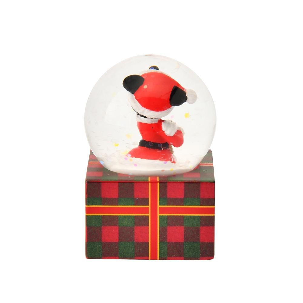 ミッキー スノードーム Disney Christmas 2020