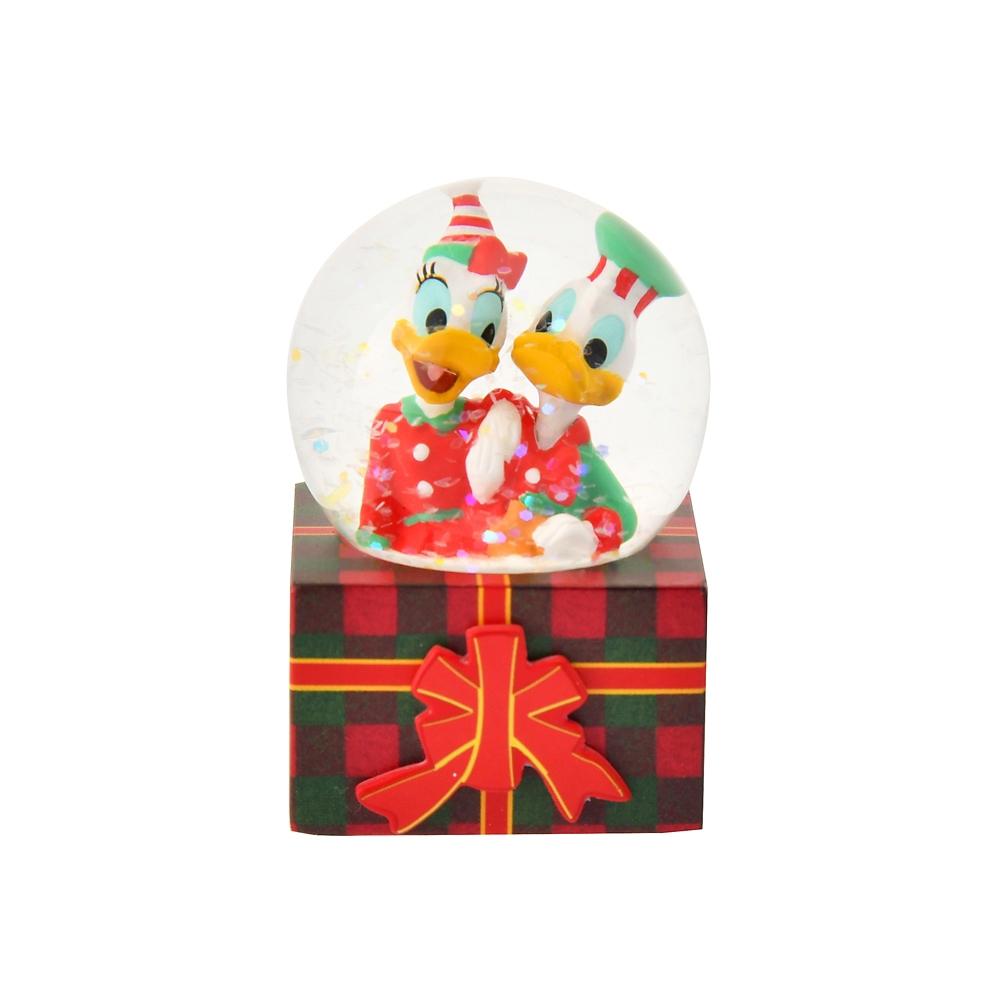 ドナルド&デイジー スノードーム Disney Christmas 2020