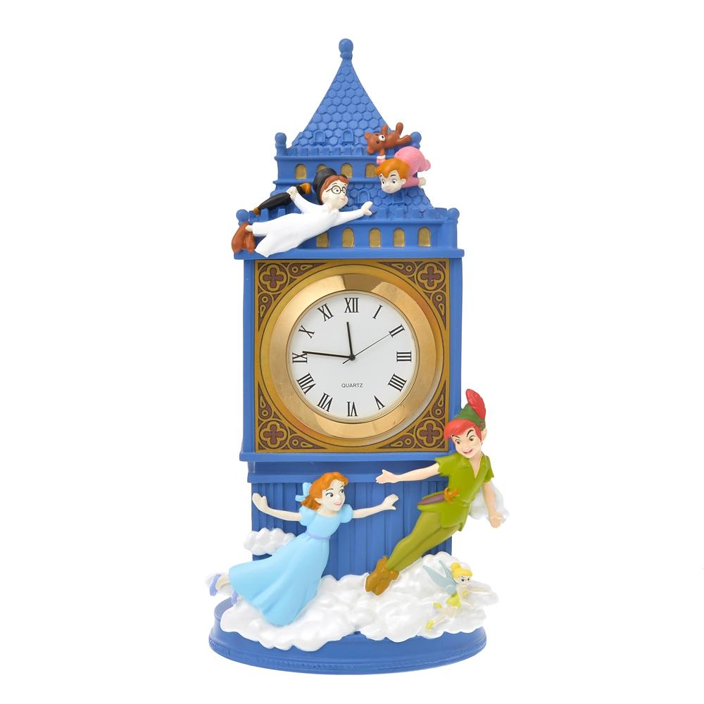 【送料無料】ピーター・パン 時計・小物入れ Story Collection