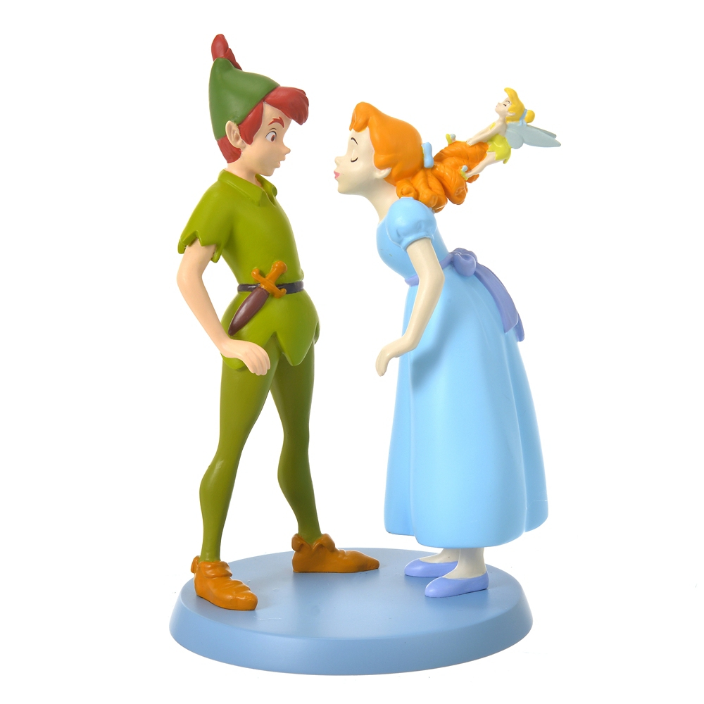【送料無料】ピーター・パン&ウェンディ、ティンカー・ベル フィギュア ピーター・パン Story Collection