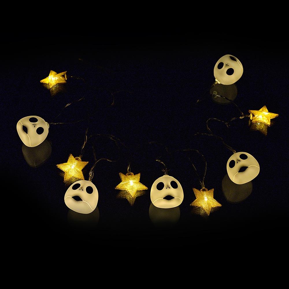 ジャック・スケリントン LEDガーランド Tim Burton's The Nightmare Before Christmas