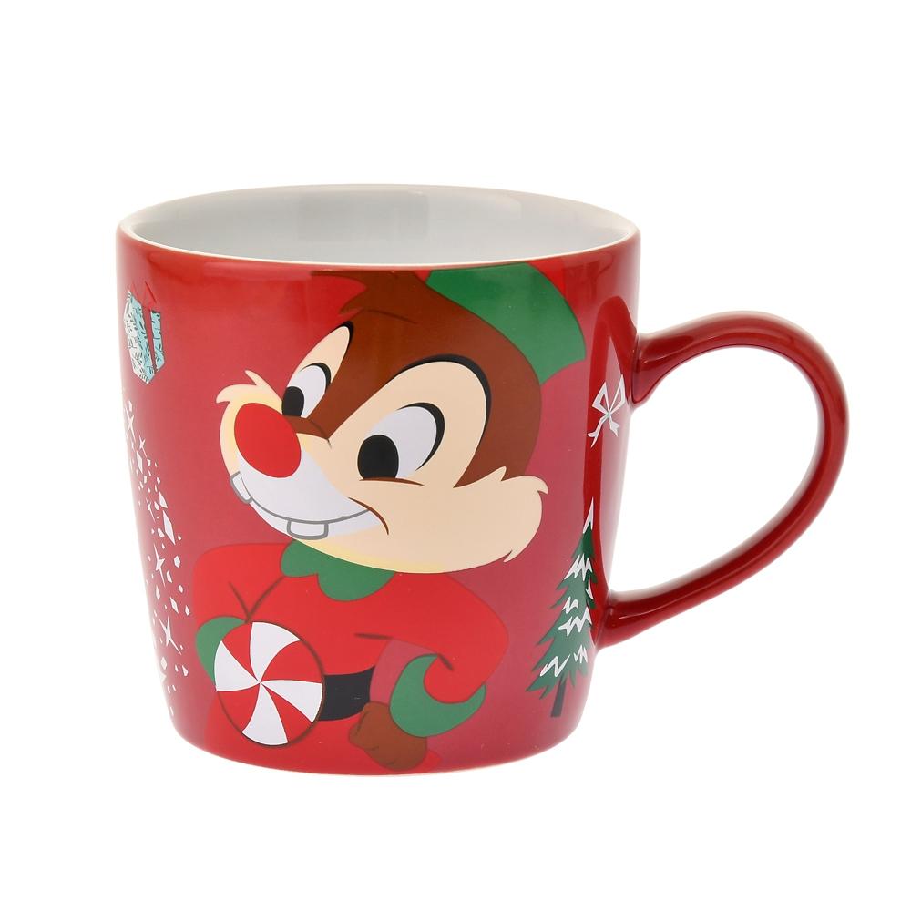 チップ&デール マグカップ ペア Disney Christmas 2020