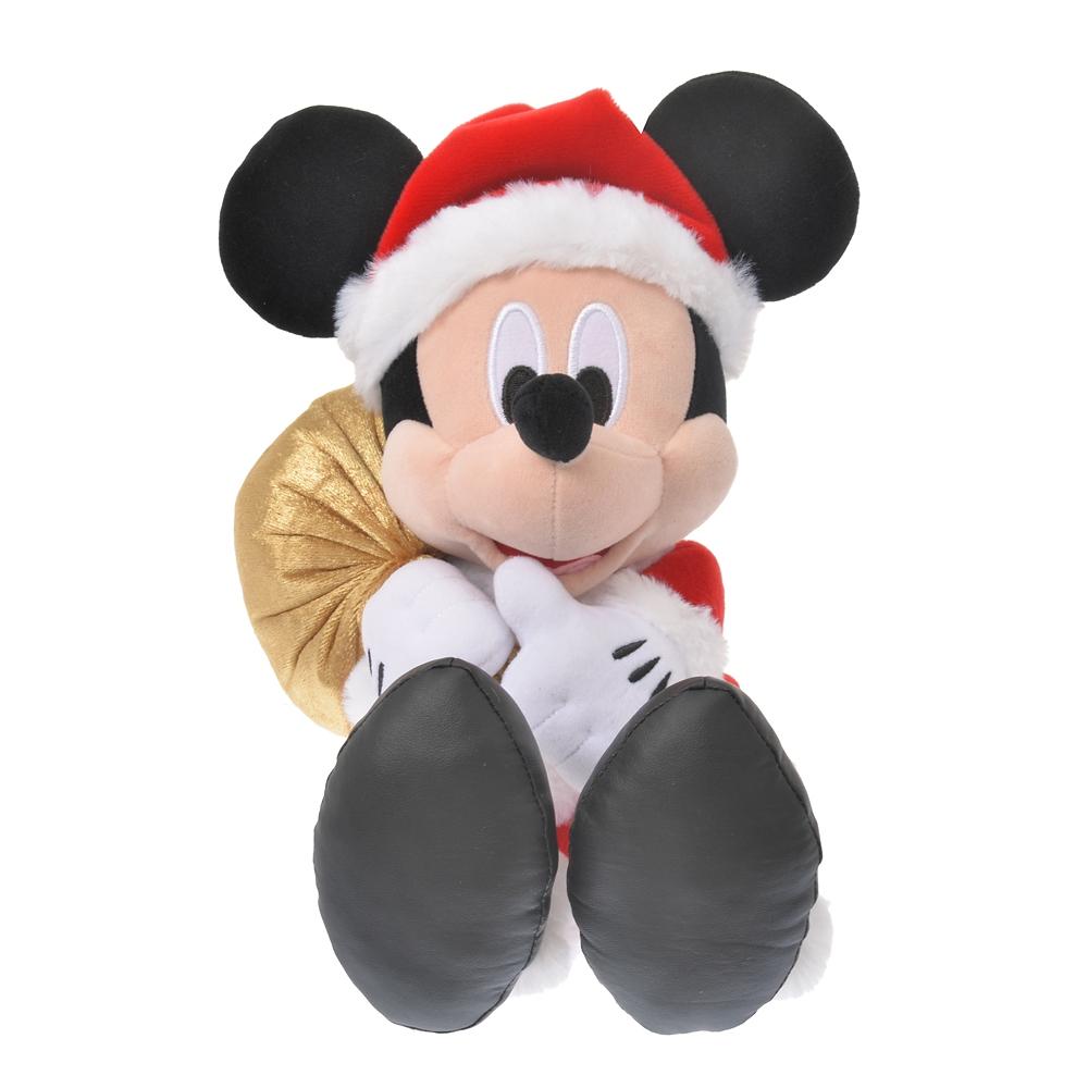 ミッキー ぬいぐるみ Disney Christmas 2020