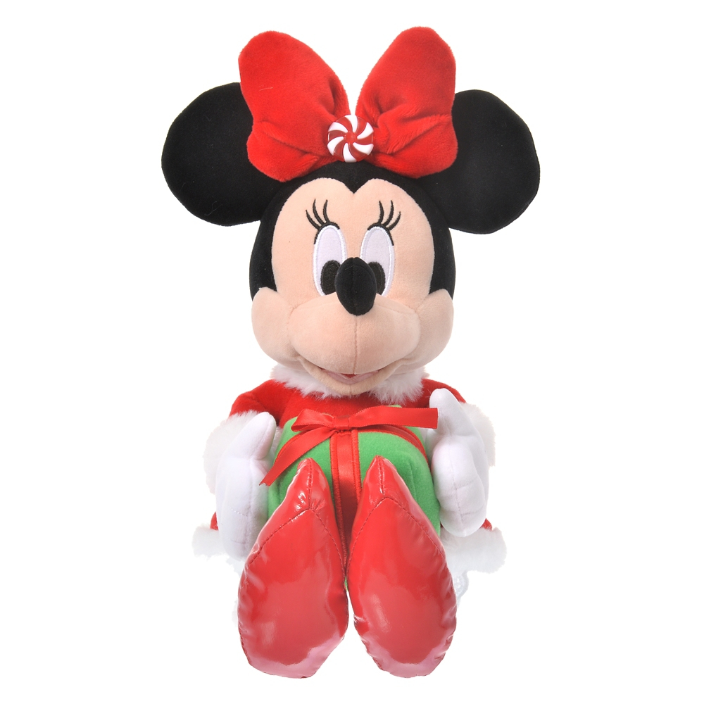 ミニー ぬいぐるみ Disney Christmas 2020