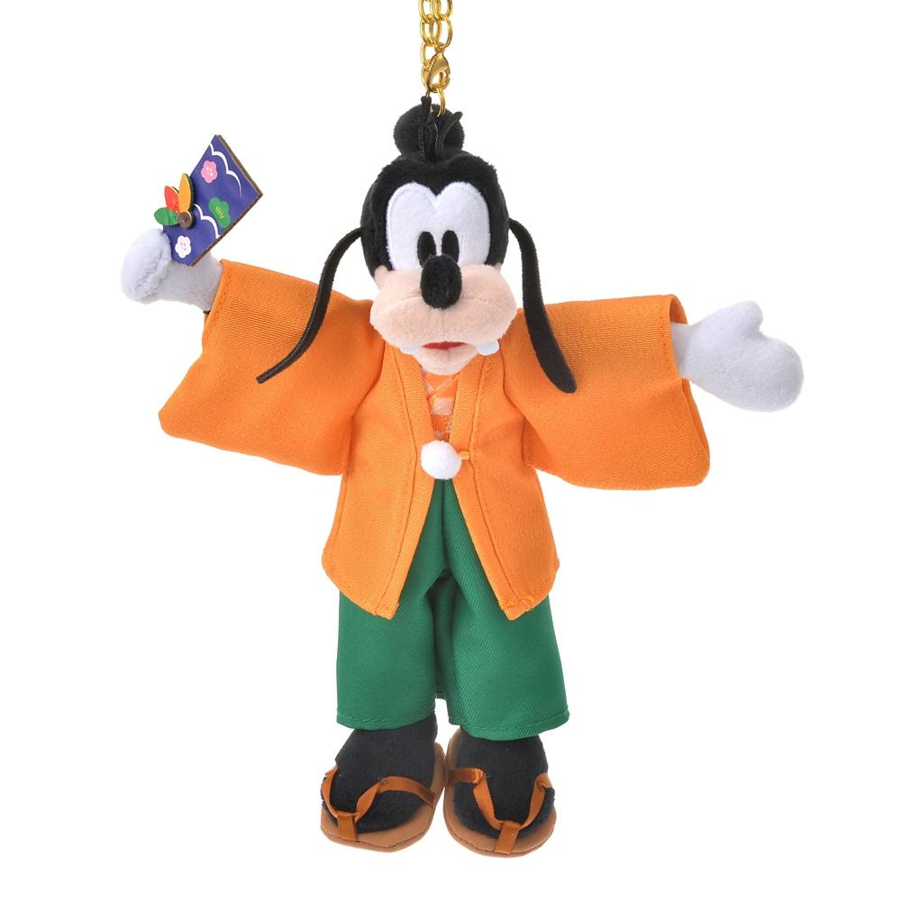 グーフィー ぬいぐるみキーホルダー・キーチェーン Eto Disney 2021